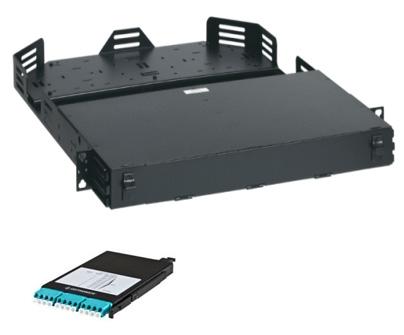 40/100G UHD Kasetli modüler patch panel