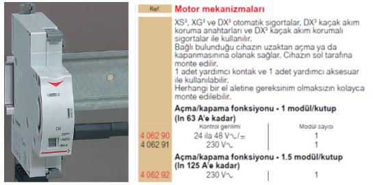 Motor Mekanizmaları