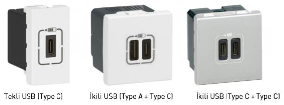 USB Şarj Çözümleri